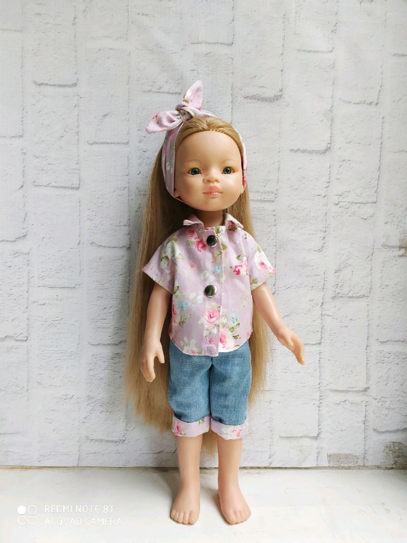 Комплект одежды для Паолы Рейна, Одежда для кукол, Москва,  Фото №1