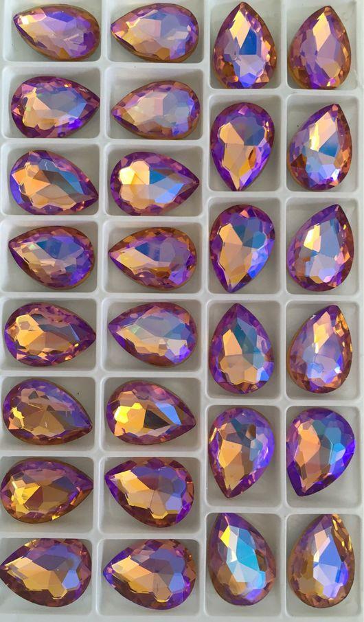 Для украшений ручной работы. Ярмарка Мастеров - ручная работа. Купить Кристаллы (pink). Handmade. Кристаллы, кристаллы купить