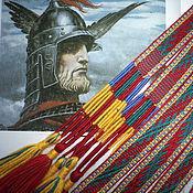 Русский стиль handmade. Livemaster - original item Belt woven. Handmade.
