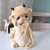 Куклы и игрушки ручной работы. Ярмарка Мастеров - ручная работа крошка Хроша. Handmade.