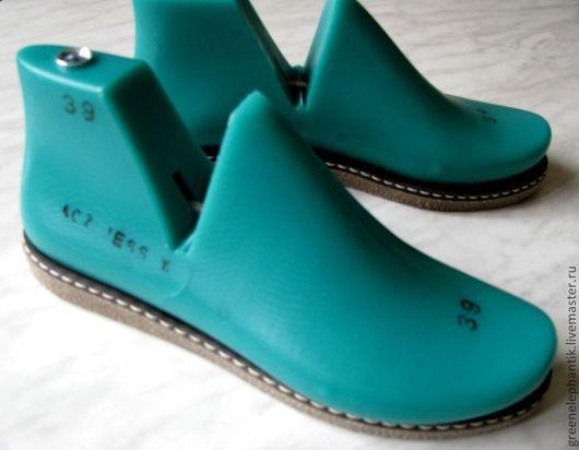 Колодки Jess, Uggi, Dora... для изготовления обуви (валяния) промышленного производства. Из высокопрочного пластика (гранулированного полиэтилена). Размеры 36-41
