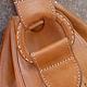 Женские сумки ручной работы. Торба рыжая. Алла Ситницкая. Интернет-магазин Ярмарка Мастеров. Однотонный, кожа