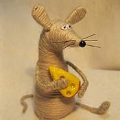 Куклы и игрушки ручной работы. Ярмарка Мастеров - ручная работа КрЫсавица. Handmade.