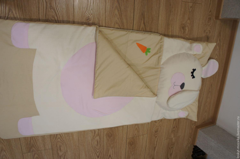 Слипики для детей: спальные комплекты Зоосад для новорожденных