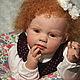 Куклы-младенцы и reborn ручной работы. Ярмарка Мастеров - ручная работа. Купить Лизавета. Кукла-реборн. Handmade. Купить подарок