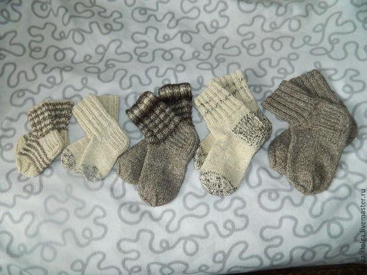 Носки, Чулки ручной работы. Ярмарка Мастеров - ручная работа. Купить Шерстяные носки. Handmade. Комбинированный, однотонный, шерстяные носки
