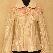 Одежда ручной работы. Ярмарка Мастеров - ручная работа Розовые мечты. Handmade.