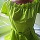 Блузки ручной работы. Яркая блузка из шитья. Екатерина. Интернет-магазин Ярмарка Мастеров. Однотонный