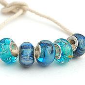 Украшения handmade. Livemaster - original item Folding beads