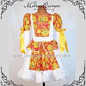 Одежда handmade. Livemaster - original item Costume in folk Art style.131. Handmade.