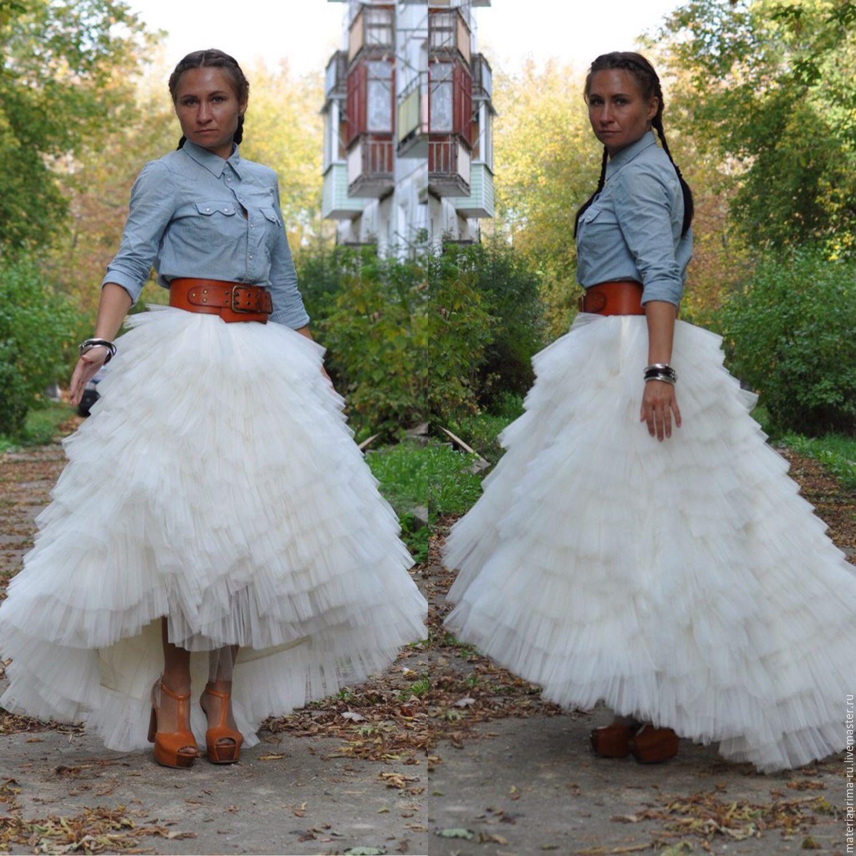Как сшить подъюбник свадебный выкройка пышной юбки из фатина Свадьбы 69