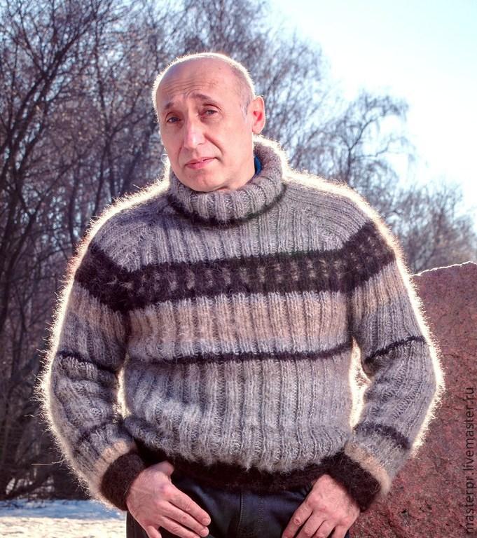 Sweater knit men