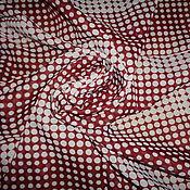 Материалы для творчества ручной работы. Ярмарка Мастеров - ручная работа Ткань, шифон винтажный. Handmade.