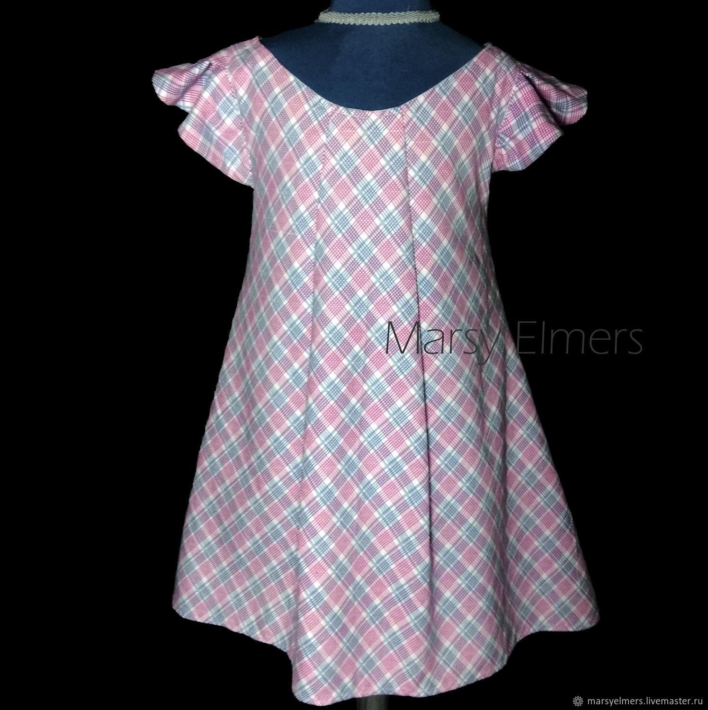 6f2eb71d53e Легкое платье на девочку – купить в интернет-магазине на Ярмарке ...