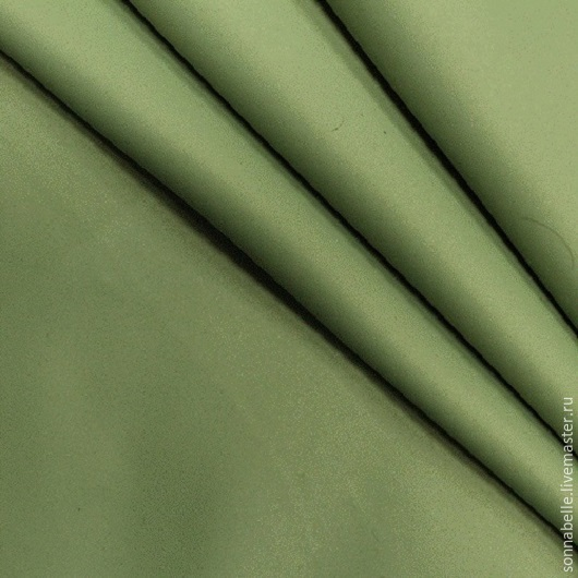 Шитье ручной работы. Ярмарка Мастеров - ручная работа. Купить Ткань светонепроницаемая Блэкаут Blackout Зеленый цвет. Handmade. Шторы