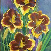 Картины ручной работы. Ярмарка Мастеров - ручная работа Картины: Цветы. Handmade.