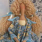 Куклы Тильда ручной работы. Ярмарка Мастеров - ручная работа Кукла тильда. Ангел Пенелопа. Текстильные куклы ручной работы. Handmade.