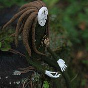Куклы и игрушки ручной работы. Ярмарка Мастеров - ручная работа лесной дух.. Handmade.