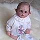 Куклы-младенцы и reborn ручной работы. Заказать кукла реборн Офелия. Элина Белова. Ярмарка Мастеров. Ольга ауер, роспись