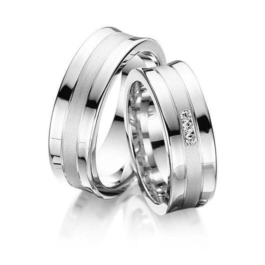 Свадебные украшения ручной работы. Ярмарка Мастеров - ручная работа. Купить Обручальные кольца Modern 47-052 NEW. Handmade.