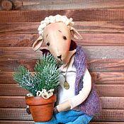 Куклы и игрушки ручной работы. Ярмарка Мастеров - ручная работа Моя елка. Handmade.
