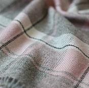 """Палантины ручной работы. Ярмарка Мастеров - ручная работа Домотканый шарф-палантин """"Зимнее утро"""". Handmade."""