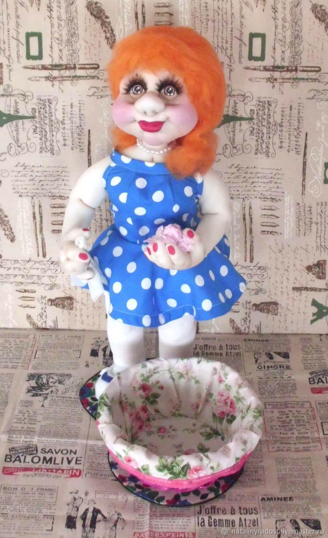 Кукла-конфетница, Домики, Опарино,  Фото №1