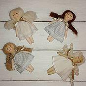 Куклы и игрушки ручной работы. Ярмарка Мастеров - ручная работа Куколки малышки. Handmade.