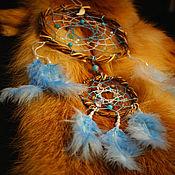 Ловец снов ручной работы. Ярмарка Мастеров - ручная работа Тишь ловец снов. Handmade.