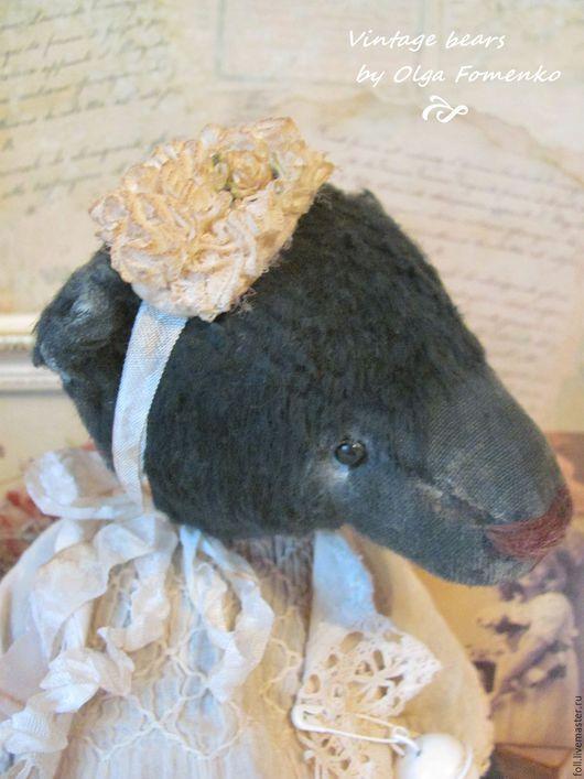 Мишки Тедди ручной работы. Ярмарка Мастеров - ручная работа. Купить Мишка для души Стефания. Handmade. Мишка, подарок