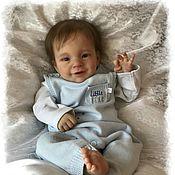 Куклы и игрушки ручной работы. Ярмарка Мастеров - ручная работа Кукла реборн Sunny (Санни ) от Joanna Kazmierczak. Handmade.
