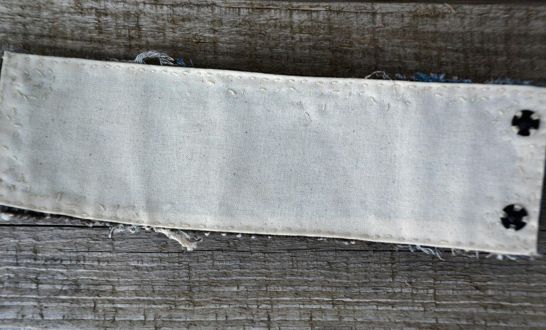 """Текстильный браслет в стиле бохо """"Сова в дупле"""""""