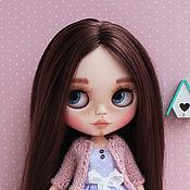 Куклы и игрушки ручной работы. Ярмарка Мастеров - ручная работа Кукла Блайз Кристи Blythe Doll. Handmade.