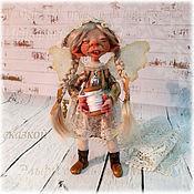 """Куклы и игрушки ручной работы. Ярмарка Мастеров - ручная работа Эльф """"Рукодельница"""". Handmade."""