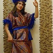 """Одежда handmade. Livemaster - original item Авторское платье """"Синяя птица"""". Handmade."""