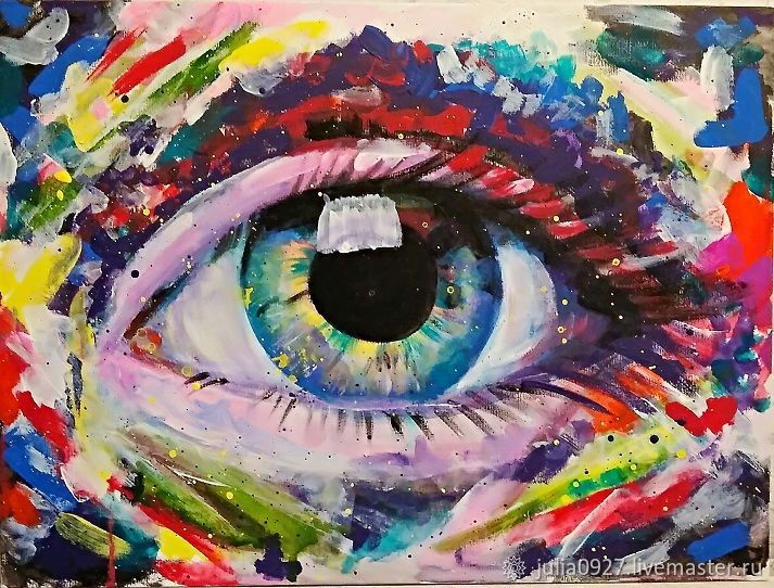 Interior painting all-Seeing eye, Pictures, Ekaterinburg,  Фото №1
