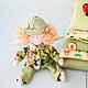 Куклы Тильды ручной работы. Принц на горошине. Miss Princess - Интерьерные куклы. Интернет-магазин Ярмарка Мастеров. Принц