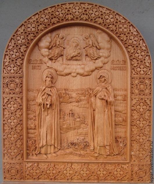 икона Пётр и Феврония (Муромские)