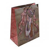 Сувениры и подарки ручной работы. Ярмарка Мастеров - ручная работа Подарочный пакет. Handmade.