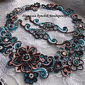 Украшения handmade. Livemaster - original item Necklace-collar