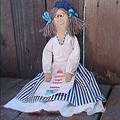 Куклы и игрушки ручной работы. Ярмарка Мастеров - ручная работа Кукла авторская Маринка. Handmade.