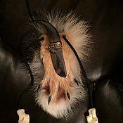 Фен-шуй и эзотерика ручной работы. Ярмарка Мастеров - ручная работа Ритуальный нож.Волчий хвост в подарк.. Handmade.