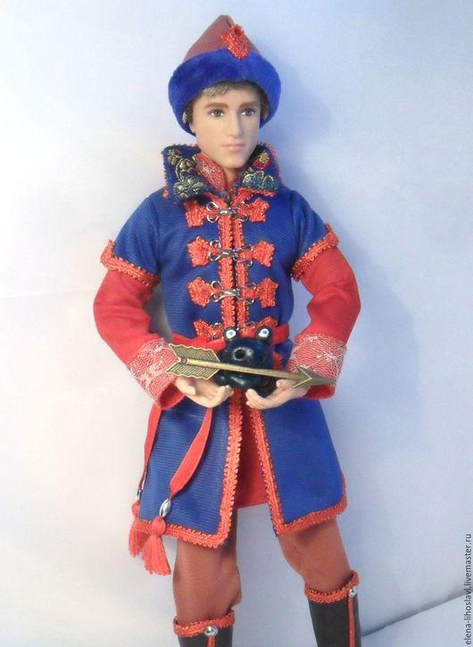 Одежда для кукол ручной работы. Ярмарка Мастеров - ручная работа. Купить Иван-Царевич. Handmade. Комбинированный, русский стиль