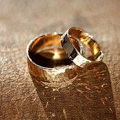Свадебный салон ручной работы. Ярмарка Мастеров - ручная работа Кованые обручальные кольца. Handmade.