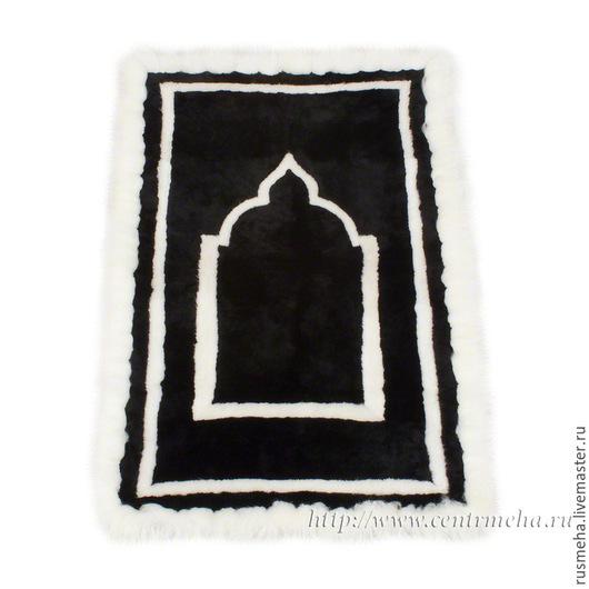 Текстиль, ковры ручной работы. Ярмарка Мастеров - ручная работа. Купить Восточный коврик из овчины Код: 506. Handmade.