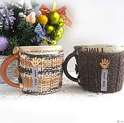 Посуда handmade. Livemaster - original item Mugs-girlfriends