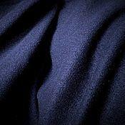 Материалы для творчества ручной работы. Ярмарка Мастеров - ручная работа Шерсть черно-черничная. Handmade.