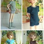 Одежда для кукол ручной работы. Ярмарка Мастеров - ручная работа Одежда для куклы БЖД. Бельё для мальчика. Handmade.