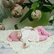 """Работы для детей, ручной работы. Ярмарка Мастеров - ручная работа Комплект для новорожденного """"Звездочка"""". Handmade."""