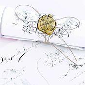 Свадебный салон handmade. Livemaster - original item Wedding invitations.. Handmade.